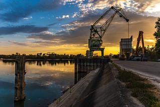 Harbor sunset | SONY �7III & Sigma FE 1.4/24 Art