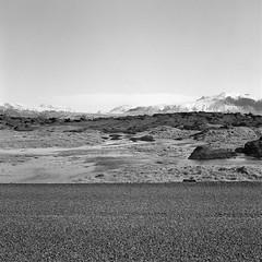 Layers (Bernád Rozália) Tags: yashicamat124g hp5 ilfosol3 film analoque landscape epsonv700 scan selfdeveloped iceland