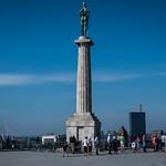 2018 - Serbia - Belgrade Fortress - Victory of Liberty thumbnail