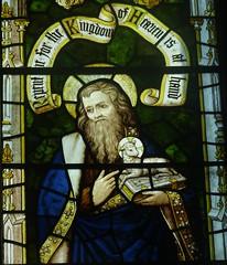 [64724] St Denys, Sleaford : Peake Window (Budby) Tags: sleaford lincolnshire church window stainedglass