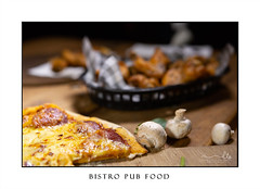 Rustic bistro pub food pizza and basket chicken wings (sugarbellaleah) Tags: pizza cheese chickenwings spicy food muchroom pepperoni hot chilli chicken bistro hungry yum pubfood eat dinner diet unhealthy table timber rustic delicious mouthwatering entertainment party dining