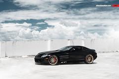 Mercedes SLR McLaren on ANRKY AN13 (wheels_boutique) Tags: ankry anrkywheels mercedesbenz slr amg mclaren mclarenauto anrky millredfresh wheelsboutique wheelsboutiquecom teamwb an13 pirelli pirellitires