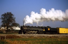 GTW 6325 E (Fan-T) Tags: gtw 6325 ageofsteam 484 steam engine sugar creek ohio