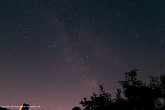 Sporadic Meteor through the Milky Way 13th/14th August 2018 (Mary McIntyre nee Spicer) Tags: meteor shootingstar