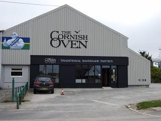 The Cornish Oven, Clodgey Lane, Helston 15 August 2018