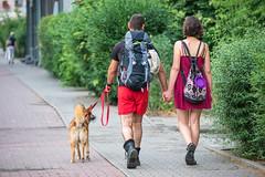 Perfect start (Lensjoy) Tags: patch future family couple simplelife lensjoy pavement pedestrians walking