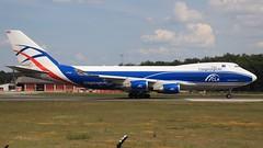 G-CLBA (Dub ramp) Tags: cargologicair boeing747 b747400 b74f b747 eddf fra frankfurt gclba cargo freighter