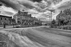 Beamish victorian street view (neilgcart) Tags: beamish countydurham england europe unitedkingdom worldregionscountries architecture building categories city historicalbuilding streetscene 2018leamside events holiday people social gb
