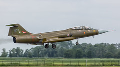 CF-104 637 (william.spruyt) Tags: cf104 f104 norwegian starfighter norway leeuwarden airpower airforce aircraft jet fighter classic