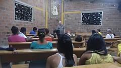 Tercera charla de la misión