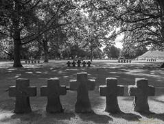 La Cambe (Henry Groote) Tags: begraafplaats duits frankrijk lacambe militair