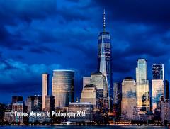 New York City (Themarrero) Tags: newyorkcity nyc newyork ny worldtradecenter wtc oneworldtradecenter lowermanhattan path olympuse5