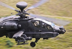 DO NOT GRAB (Dafydd RJ Phillips) Tags: zj204 panning 1dx2 canon shutter slow ah64 ah 64 apache boeing loop mach army air corps miltary aviation combat helicopter gunship