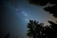 Nightscape (Conrad Zimmermann) Tags: 2018 astronomie ciel etoiles fribourg landscape nature night nightscape nuit paysage saison season sky stars suisse switzerland châtelsaintdenis ch