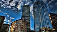 Prudential tower (Miradortigre) Tags: boston tower skyscraper sky cielo torres torre arquitectura architecture