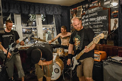 The Mistakes, The Lord Nelson, Poole 07-08-2018 22 (Matt_Rayner) Tags: live punk thelordnelsonpoole concert themistakes jamesgould leadguitar lewiswilloughby drummer richieblandford bass rosssutcliffe vocals
