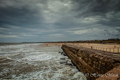 Day 224: Gorleston Breakwater (Howie1967) Tags: norfolk beach east great yarmouth swell wash