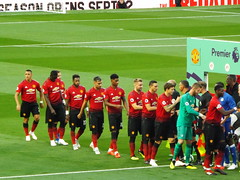Manchester United team (lcfcian1) Tags: manchester united old trafford leicester city lcfc mufc epl bpl premier league opener sport football england stadium manchesterunited leicestercity manchesterunitedvleicestercity oldtrafford daviddegea alexissanchez fred lukeshaw marcusrashford paulpogba matteodarmian victorlindelöf ericbailly andreaspereira