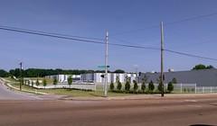 """New(ish) Visitors Center, a.k.a. """"Elvis Presley's Memphis"""" (l_dawg2000) Tags:"""