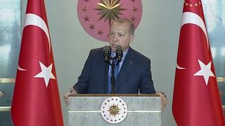 Erdoğan'dan sert sözler: Hedefinde ABD vardı