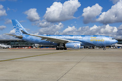 ETD_A332_A6EYE_BlueMoon_manchesterCityFC_BRU_AUG2018 (Yannick VP) Tags: civil commercial passenger pax transport aircraft aeroplane jet jetliner airliner ey etd etihad airways airbus a330 330200 a6eye bluemoon manchestercity football mcfc special colours livery paint colors brussels airport bru ebbr belgium be europe eu august 2018 airside tarmac taxi aviation photography planespottig airplanespotting