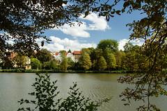 Altenburg - Großer Teich (gutlaunefotos ☮) Tags: altenburg groser teich