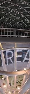 jenny holzer giant led atrium