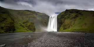 Wings of Skogafoss