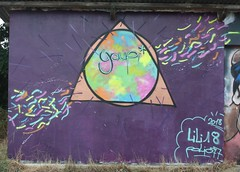 Graff: Kermoguer à Quimper (15/08/2018) (EricFromPlab) Tags: bretagne finistère quimper breizh brittany graff graffiti tag tags street art urban wall mural streetart