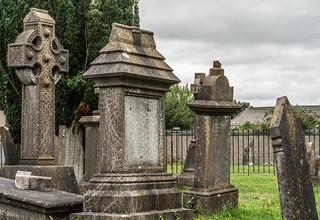OLD CHURCHYARD KNOWN AS ST. JOHN'S [DUBLIN ROAD KILKENNY]-142948