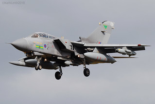 Royal Air Force, Tornado GR4, ZD848 / 109.