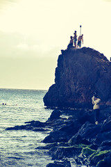 DSC_0146 (Seán Creamer) Tags: maui hawaii kaanapalibeach usa beach aloha blackrockbeach cliffdiving sheraton