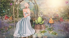 What May Be, May Be (Duchess Flux) Tags: enchantment collabor88 themystic tableauvivant violetility catwa glamaffair lepoppycock serenitystyle anc simpleshelby secondlife thefrogprince sl
