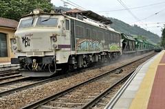 251 A CAMPOMANES (Andreu Anguera) Tags: ferrocarril tren carbonero 251007 aboñolarobla león asturias pajares andreuanguera