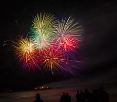 Vuurwerkshow Scheveningen (Remykermisfreak) Tags: fireworks color scheveningen nederland night kleuren
