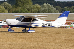 OO-KWR (QSY on-route) Tags: ookwr old timer fly drive in 2018 schaffen diest ebdt 11082018