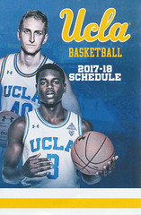 2017-2018 UCLA Men's Basketball Schedule (bruin805) Tags: ucla bruins basketball mensbasketball pac12 aaronholiday thomaswelsh