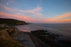Clarach -6055 (www.atgof.co) Tags: clarach ceredigion cymru wales bae bay sunset machlud
