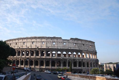 Колізей, Рим, Італія InterNetri.Net 116