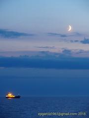 Medianoche en el Baltico (eugenioperegringarcia) Tags: marbáltico medianoche crucero soldemadianoche