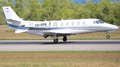 YU-SPB (Breitling Jet Team) Tags: yuspb prince aviation euroairport bsl mlh basel flughafen lfsb