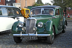 Riley RME (1953) (Roger Wasley) Tags: riley rme 1500 1953 kidderminster classic car