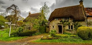 Teffont Village, Wiltshire