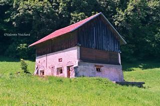 SF_20A_00053 - Sciernes d'Amont, Barn, Gruyère region - Switzerland