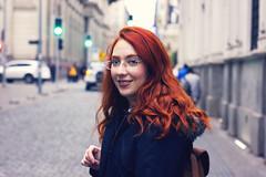 Analicia | Redhead | Santiago, Chile (PatricioMartinez) Tags: redhead girl model glamour beauty beautiful urban streetphoto santiago chil chile young