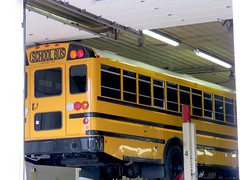 BRAND NEW Quality Bus Service IC CE (WestchesterSchoolBus) Tags:
