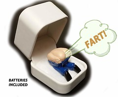 Farting Moon Ring For Her (mywowstuff) Tags: gifts gift ideas gadgets geeky products men women family home office