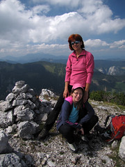 Na Križevniku / On Križevnik (Damijan P.) Tags: hribi gore mountains hiking slovenija slovenia ksa kamniškosavinsjkealpe kamniksavinjaalps velikivrh velikazelenica križevnik prosenak