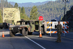 Oregon National Guard (The National Guard) Tags: grantspass oregon unitedstates us traffic assistance point or orng road bridge department forestry garner complex fire grants pass wildfire wild firefighting firefighter domestic response mission ng nationalguard national guard guardsman guardsmen soldier soldiers airmen airman army air force united states america usa military troops 2018