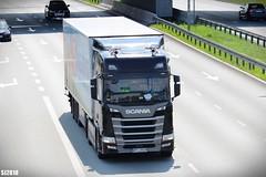 Scania R450 NG Highline (Mlekovita, PL) (sebjakDT) Tags: scania r450 highline nextgen polska naczepa chłodnia mlekovita